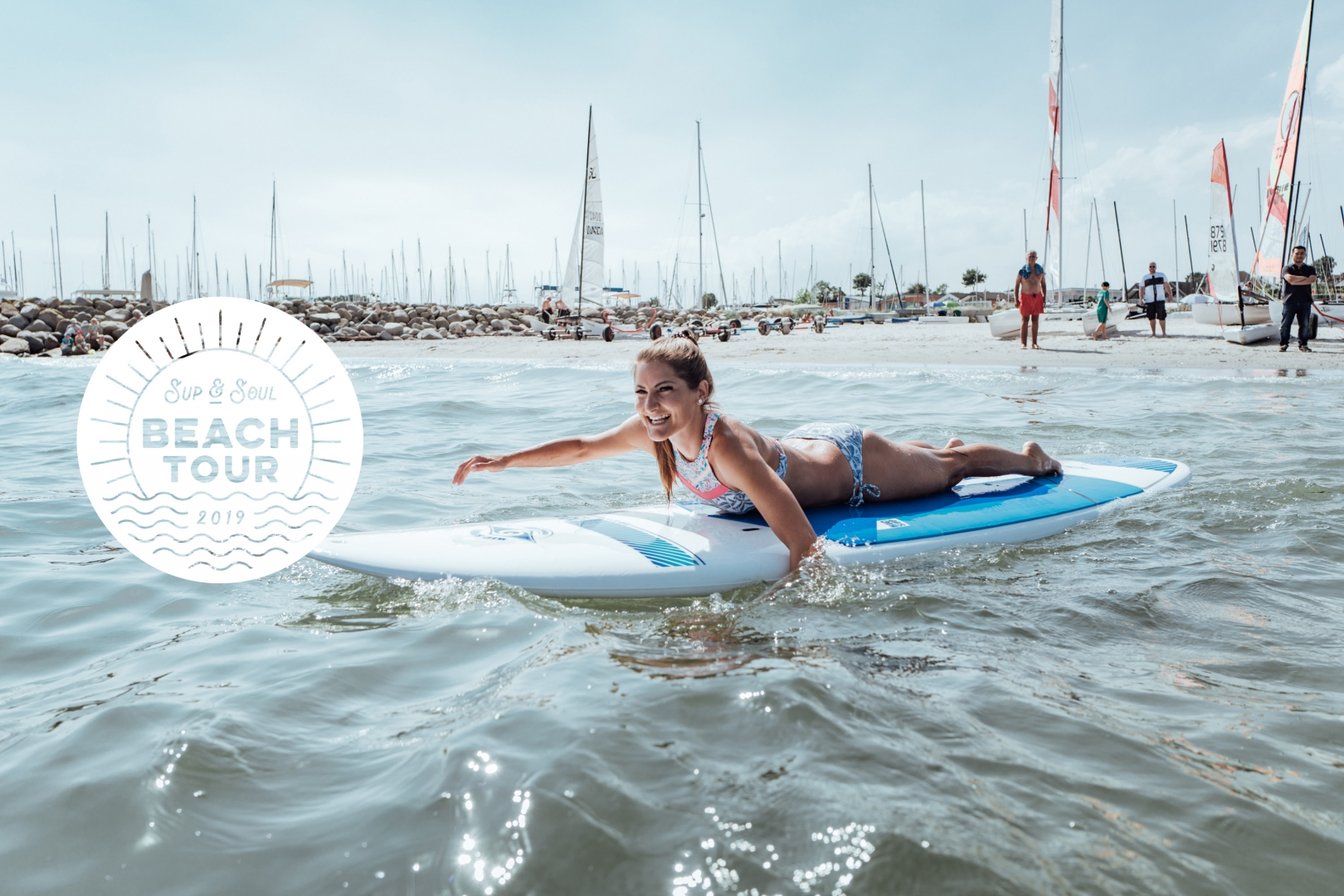 SUP & SOUL Beach Tour