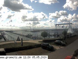 Webcam Yachthafen Grömitz